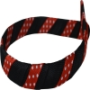 Polka Dot Head Band with Utah Utes Colors