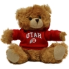 Athletic Logo Sweatshirt 8 Inch Teddy Bear
