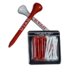 University of Utah 50 Count Golf Tee Pack
