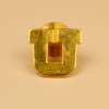 University of Utah Gold Plated Block U Lapel Pin thumbnail