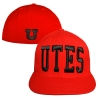 Utah Utes Rock Steady Top of the World  Hat