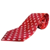 University of Utah Repeating Block U Tie