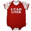 Third Street Utah Utes Athletic Logo Onesie