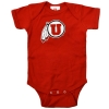 U Athletics Infant Athletic Logo Onesie