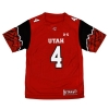 #4 Utah Under Armour Youth Jersey