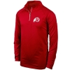 Mens U Athletics Quarter Zip Warm Up thumbnail