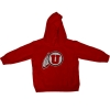 Utes Athletic Logo Toddler Hoodie