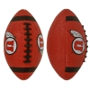 Utah Utes Athletic Logo Micro Mini Football