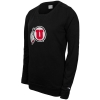 Athletic Logo Junior Womens Sweatshirt