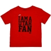 I Am A Utah Fan Sir Youth T-Shirt