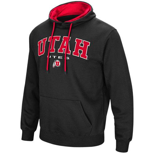 Utah Utes Black Sweatshirt
