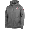Utes Athletic Logo Under Armour Full Zip Hoodie