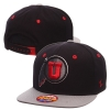 Utah Utes Athletic Logo Zephyr Youth Hat