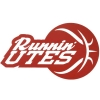Runnin Utes Basketball Decal