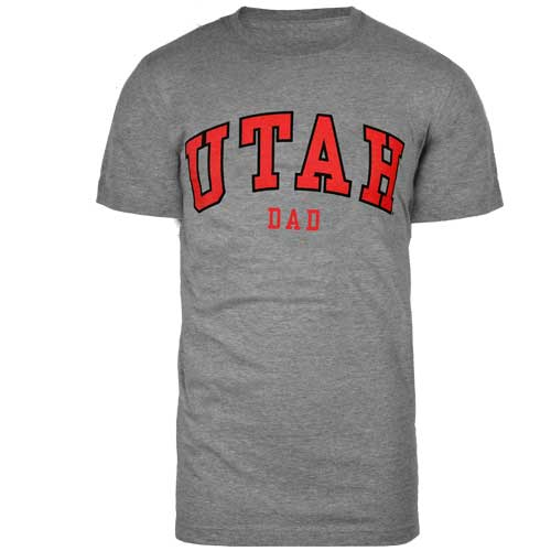 Ouray Sportswear UTAH Dad Tee