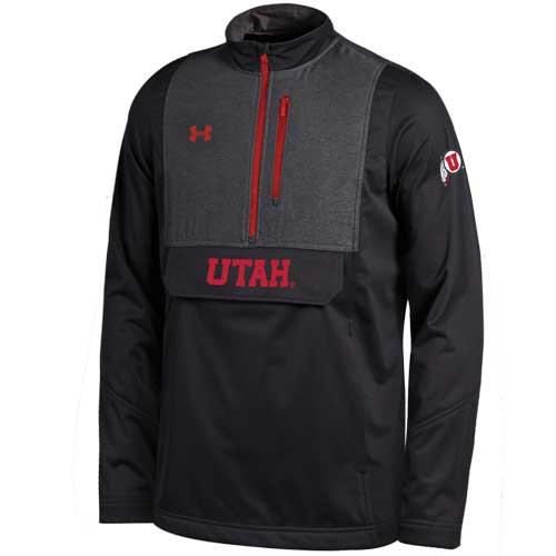Utah Utes Under Armour Quarter Zip