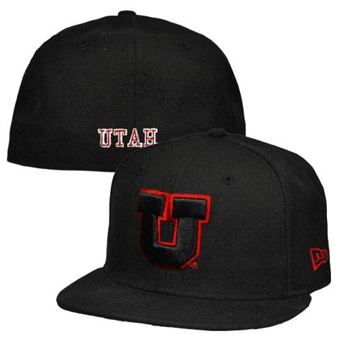 Utah Utes New Era Block U Hat