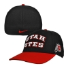 Nike Red and Black Utah Utes Hat