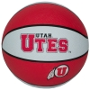 Utah Utes Athletic Logo Basketball