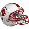 Utah Utes Athletic Logo Replica Helmet with Stripes