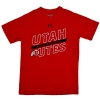 Under Armour Utah Utes Football Youth Shirt