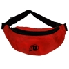 Red Utah Utes Athletic Logo Fanny Pack
