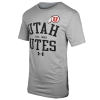 Utah Utes Est 1850 Athletic Logo Under Armour T-Shirt