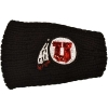 Utah Athletic Logo Headband