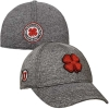 Utah Utes Heathered Black Clover Hat
