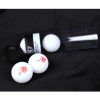 Athletic Logo Ping Pong Balls Four Pack