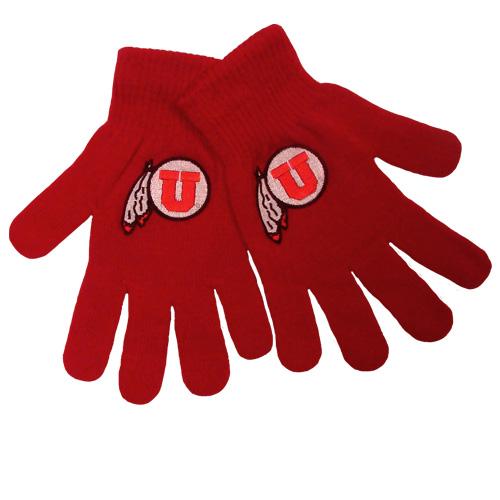 Jr Athletic Logo Gloves