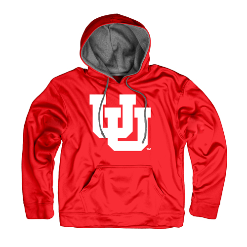 Utah Utes Interlocking U Hoodie