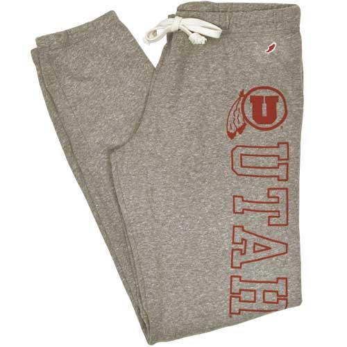 Utah Utes Women's Athletic Logo Sweatpants