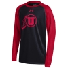 Youth Under Armour Athletic Logo Baseball T-shirt