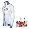 Womens Utah Athletic Logo Under Armour Full Zip Jacket thumbnail