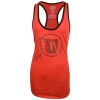 47 Brand Foil Utah Utes Athletic Logo Womens Tank Top
