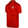 Mens Interlocking U Polo Shirt