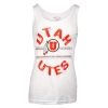 Blue84 Utah Utes Athletic Logo Womans Tank Top
