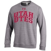 Crew Neck Under Armour Utah Utes Sweatshirt