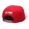 Zephyr Ute Proud Athletic Logo Adjustable Aztec Red Hat thumbnail