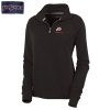 Jansport Women's Utah Utes Athletic Logo Quarter Zip