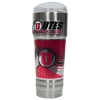 Utah Utes 32 Ounce Steel Tumbler with Clear Lid