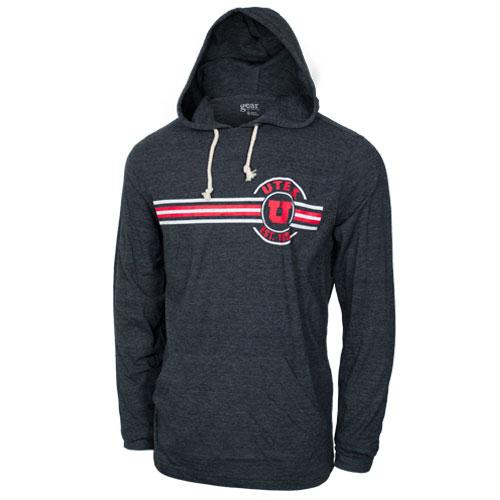 Est 1850 Block U Utes Hooded Sweatshirt