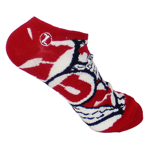 ZooZats Athletic Logo Ankle Socks