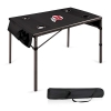 University of Utah Athletic Logo Travel Table<!--DS-->