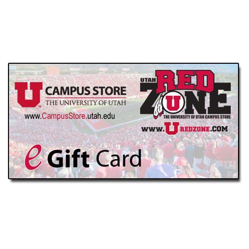 Utah Red Zone eGift Card