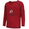 Colosseum Utah Utes Athletic Logo Girls Three-Fourths Sleeve