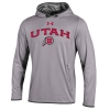 Under Armour Utah Athletic Logo Mens Hooded Sweatshirt