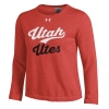 Under Armour Utah Utes Crew Neck Sweatshirt
