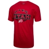 Jansport Utah Utes Winged Athletic Logo T-Shirt
